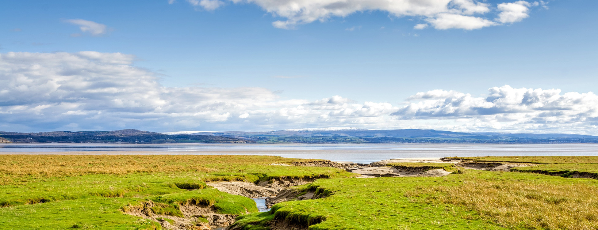 View from Grange-over-Sands, Cunbria - Westmorland Homecare