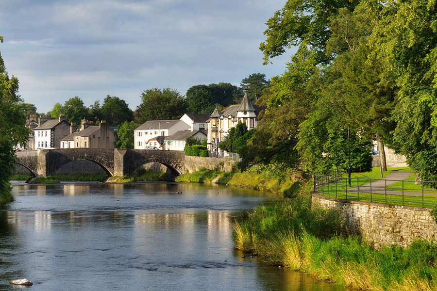 Kendal and the River Kent, South Lakeland - Westmorland Homecare